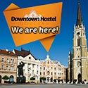 Hostels Novi Sad City Downtown